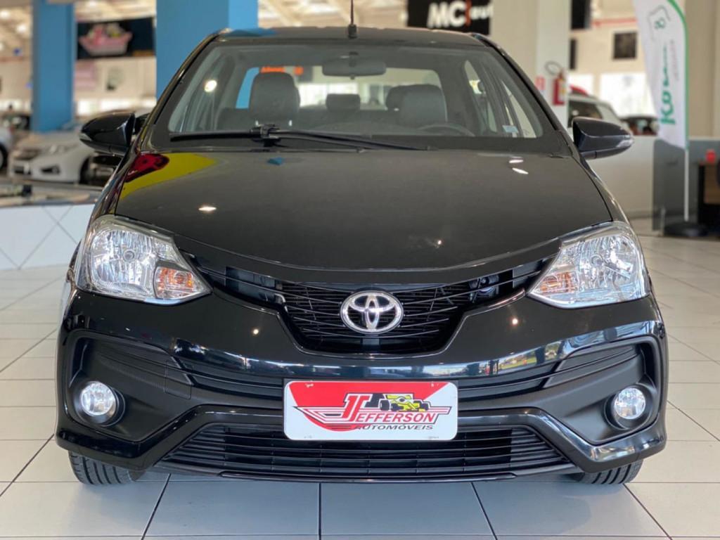 Toyota Etios Platinum Sed. 1.5 Flex 16v