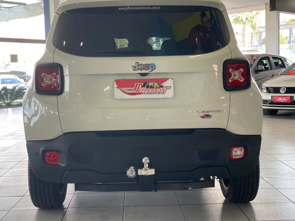 Imagem do veículo Jeep Renegade Limited At