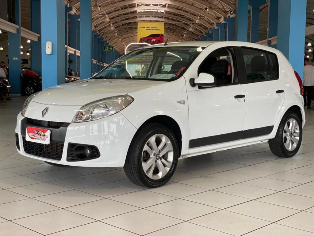 Renault Sandero Expression 1.0 16v