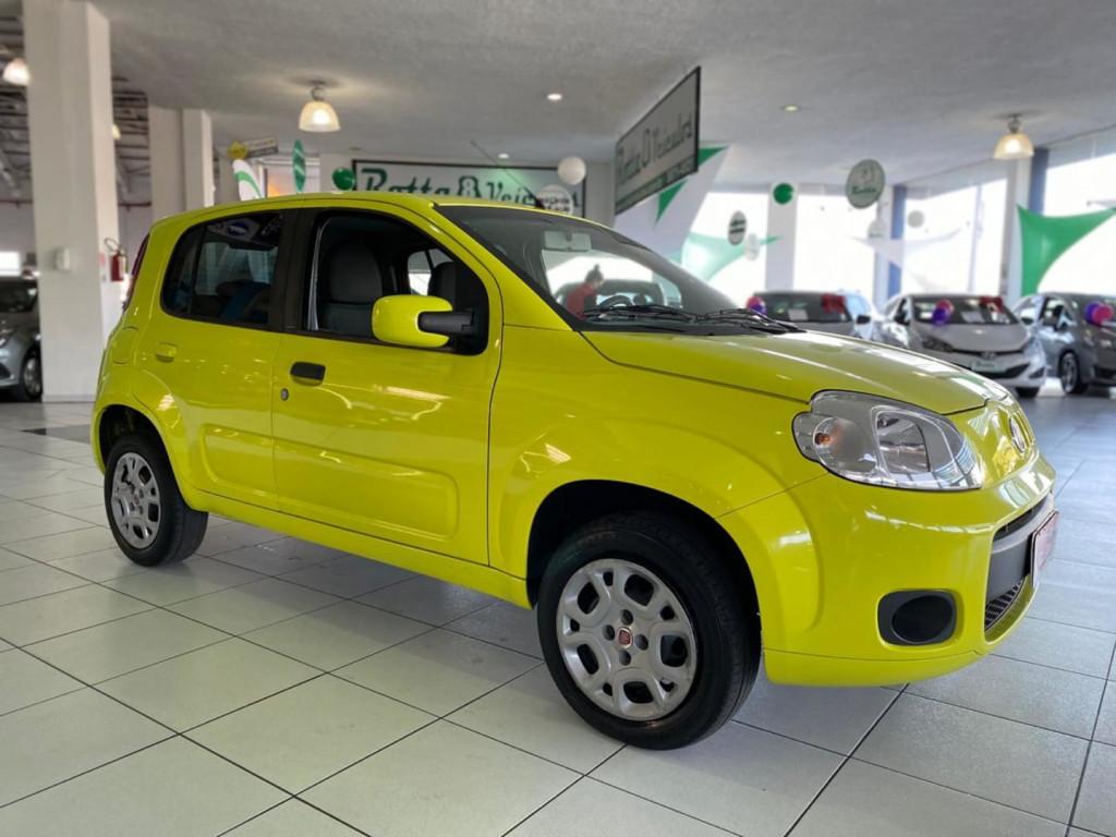 Imagem do veículo Fiat Uno Economy