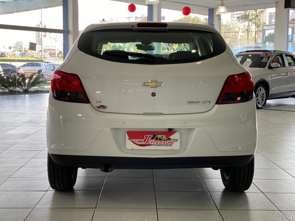 Imagem do veículo Chevrolet Onix 1.4 Mt Ltz