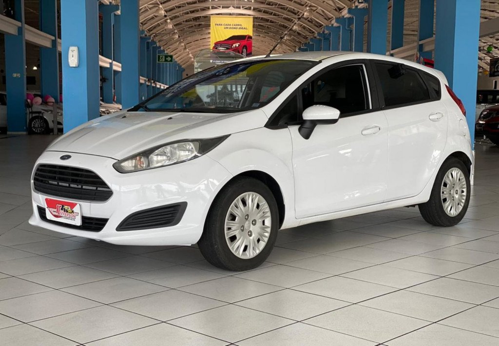 Ford Fiesta Ha 1.5l S