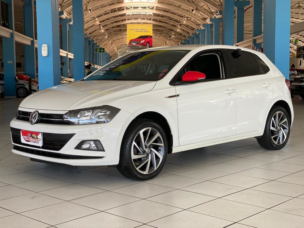 Volkswagen Polo Highline Ad Tsi 1.0 Flex Aut