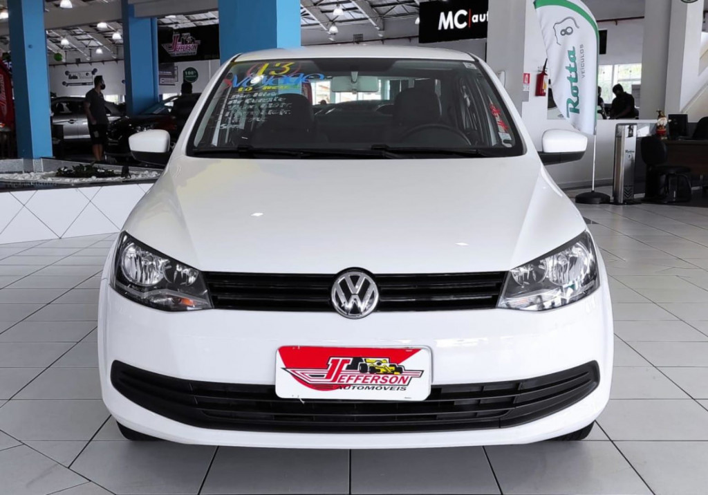 Volkswagen Voyage Trend 1.0 Mi 8v Totalflex