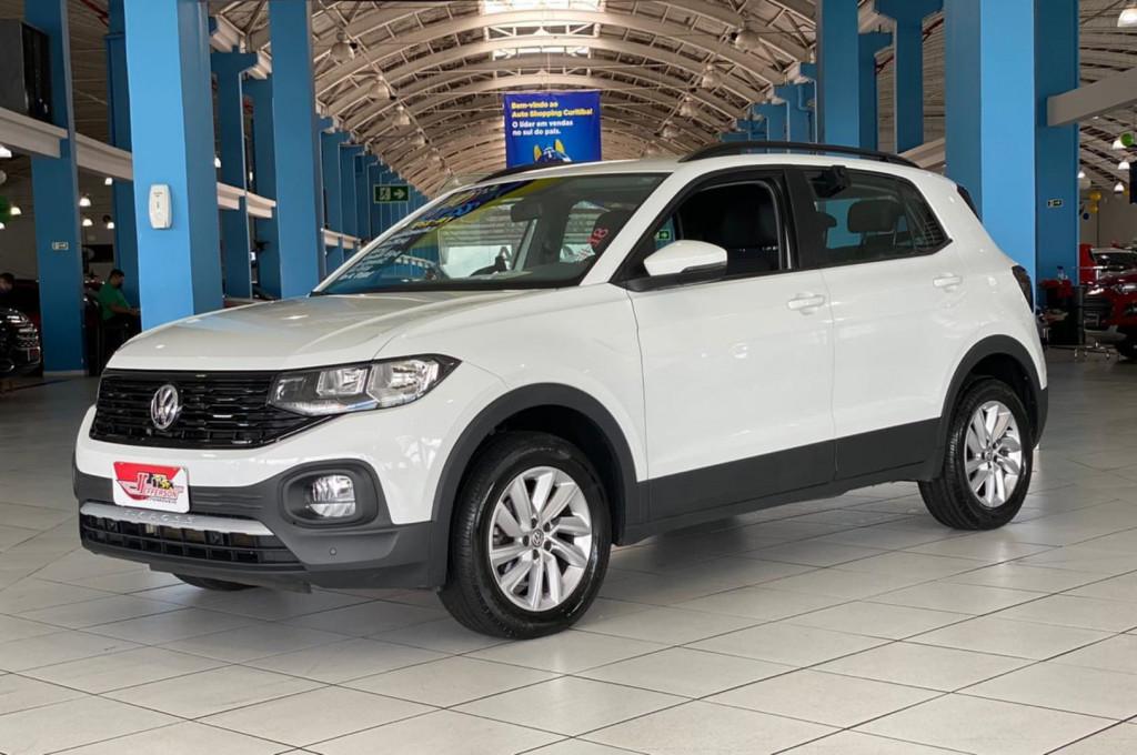 Volkswagen Tcross Tsi Ad