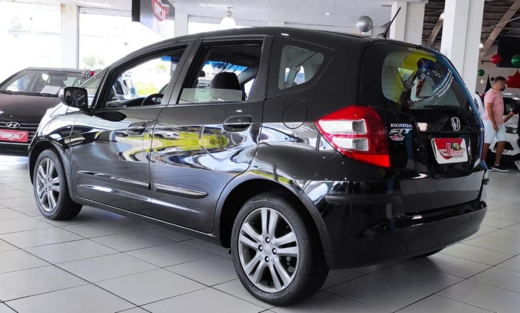 Imagem do veículo Honda Fit Ex1.5 Flex 16v 5p Mec.