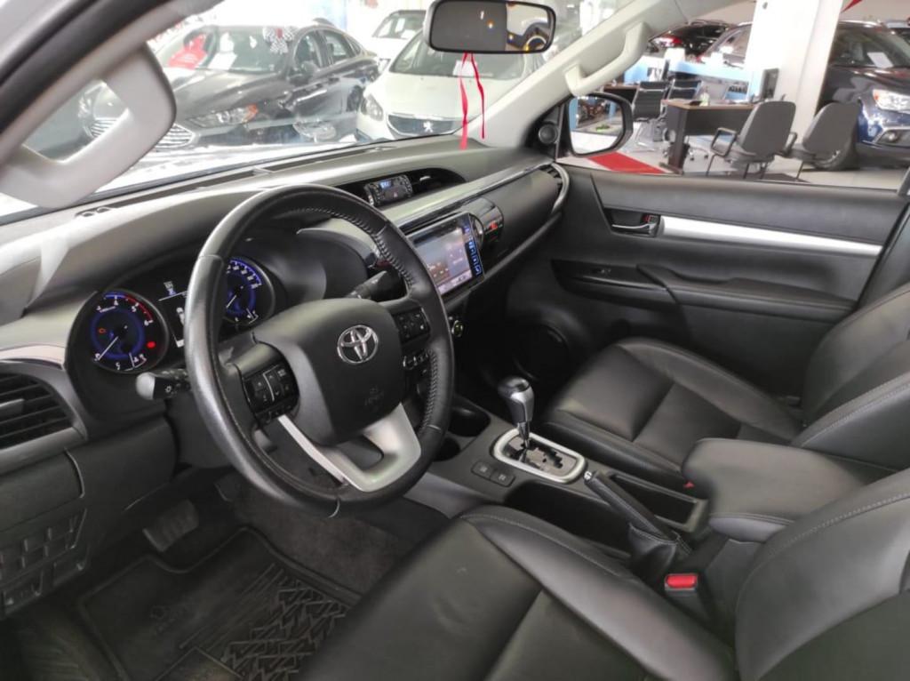 Imagem do veículo Toyota Hilux 2.8 Srv 4x4 Cd 16v Diesel Aut.