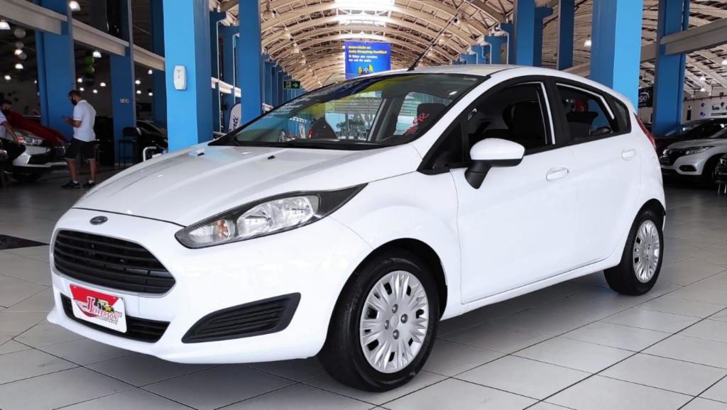 Ford New Fiesta 1.5 S 16v Flex Mec.