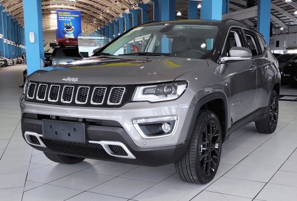 Jeep Compass Limited Diesel