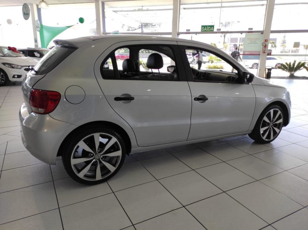 Imagem do veículo Volkswagen Novo Gol 1.0 City