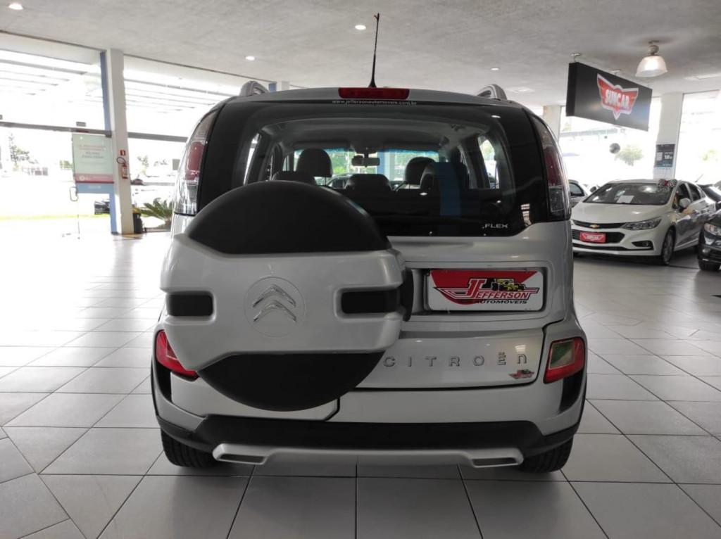 Imagem do veículo Citroen C3 Aircross Excm