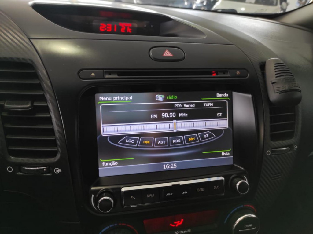Imagem do veículo Kia Cerato Ff Sx3 Atnb