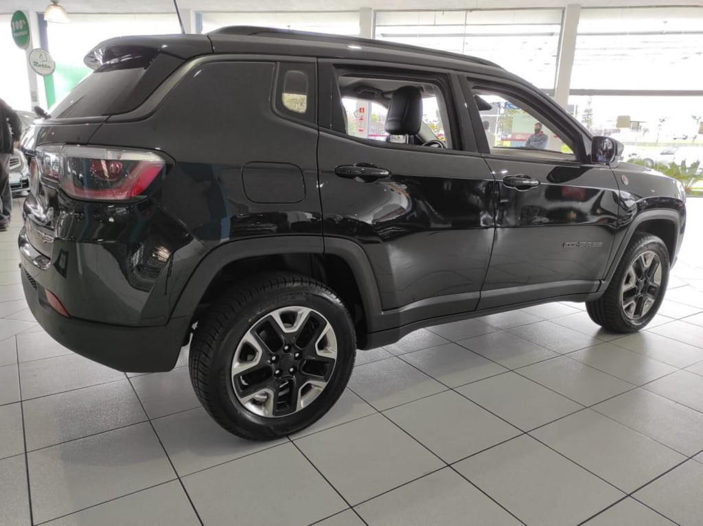 Imagem do veículo Jeep Compass Trailhawk D