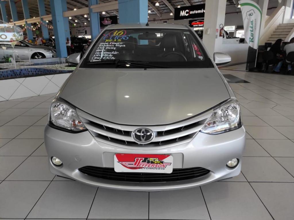Imagem do veículo Toyota Etios Hb Xs 15