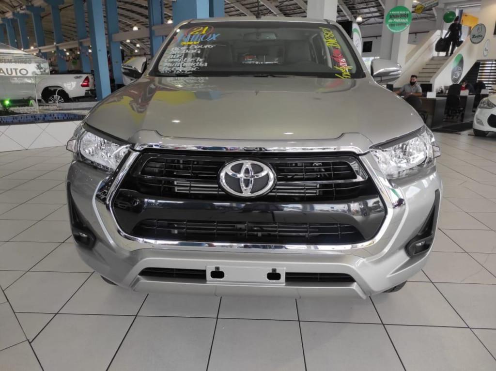 Imagem do veículo Toyota Hilux Cd Srv 4fd