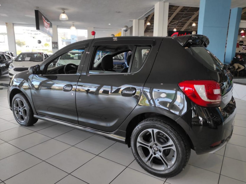 Imagem do veículo Renault Sandero 16gtlsce
