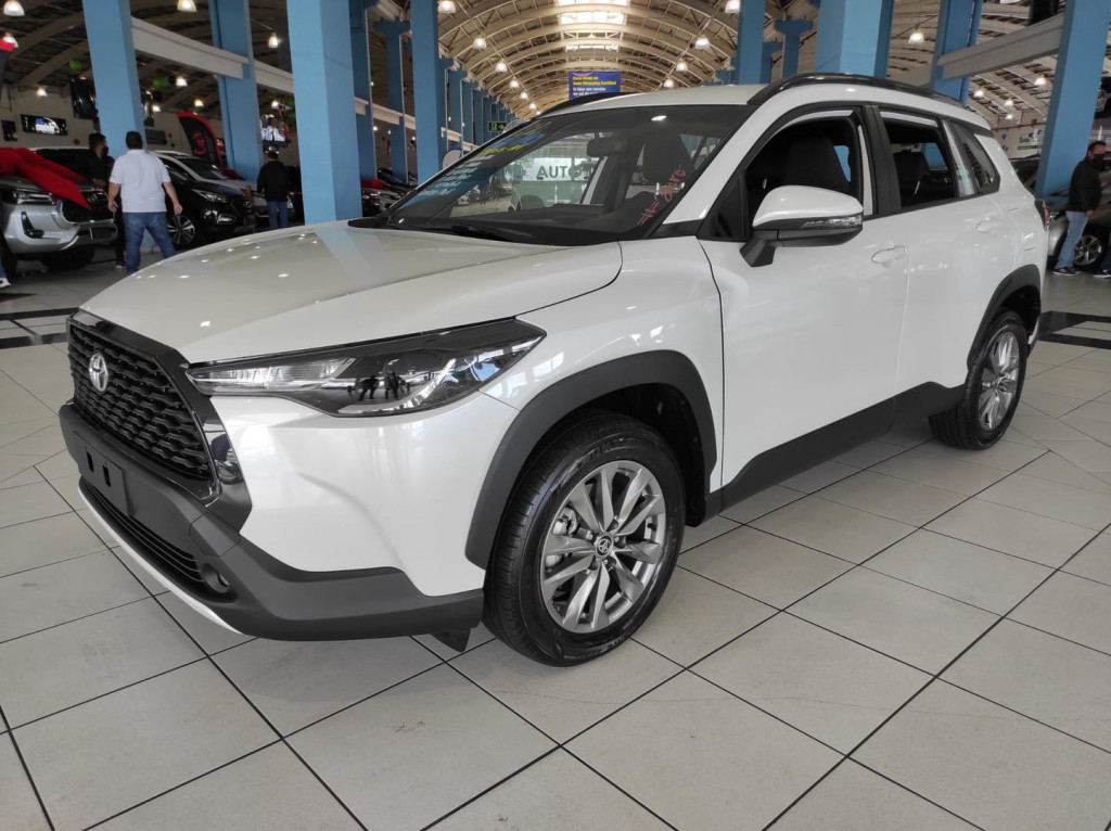 Toyota Corolla Cross Xr 2.0 Flex
