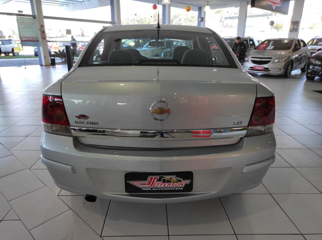 Imagem do veículo Chevrolet Vectra Sedan Elegance