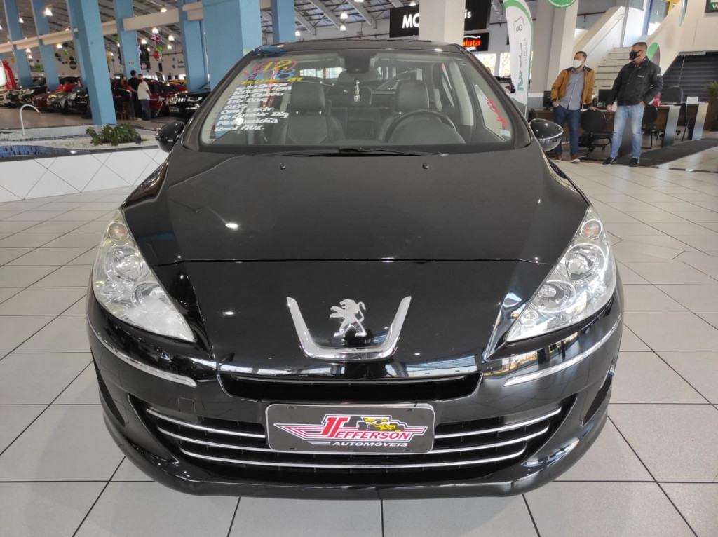 Peugeot 408 Feline