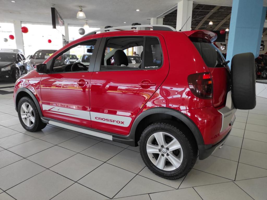 Imagem do veículo Volkswagen Crossfox Gii