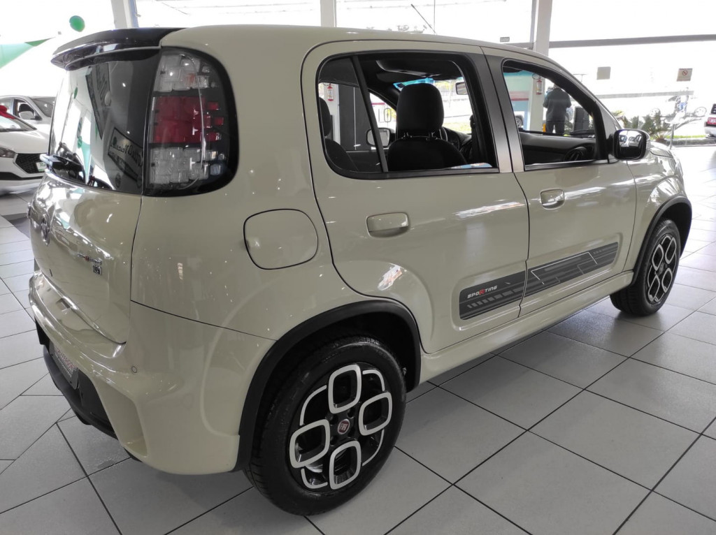 Imagem do veículo Fiat Uno Sporting 1.4