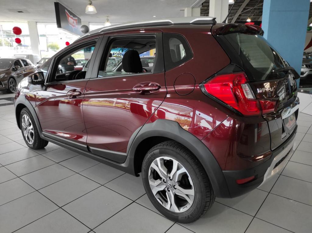 Imagem do veículo Honda Wrv Ex Cvt