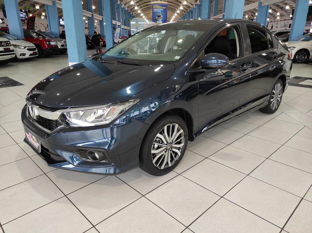 Honda City Lx 4p