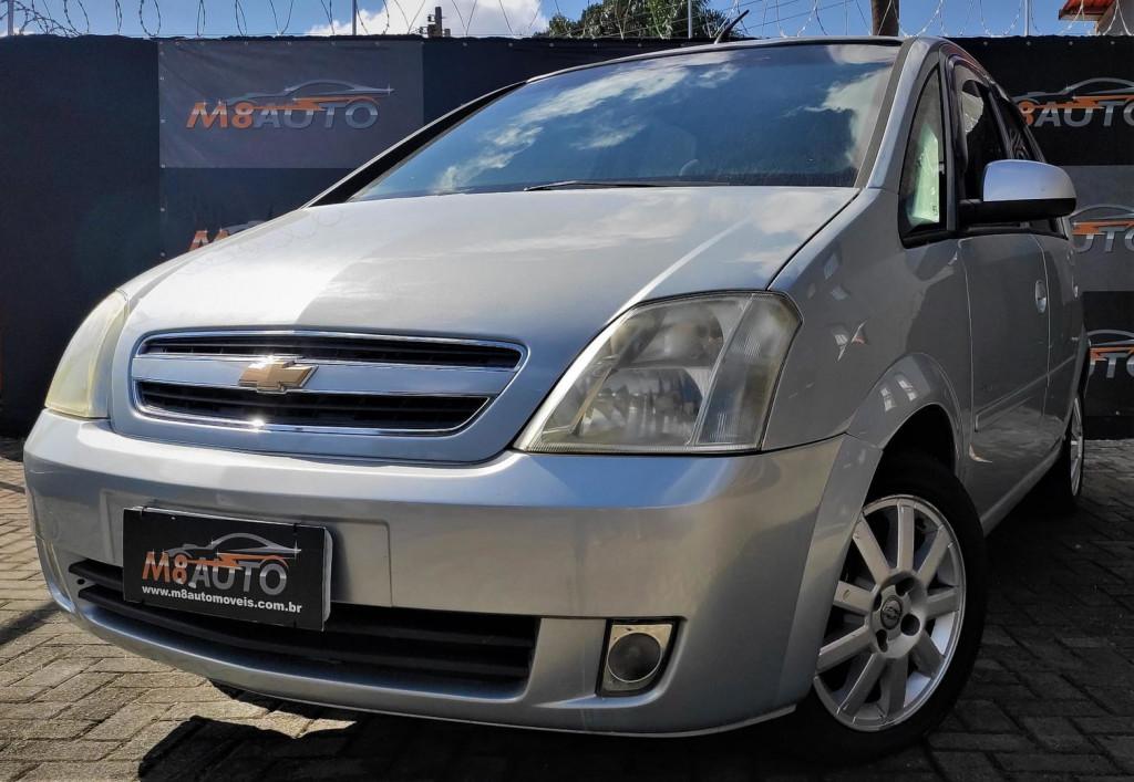 Chevrolet Meriva Premium Easytronic 1.8 Flexpower 5p
