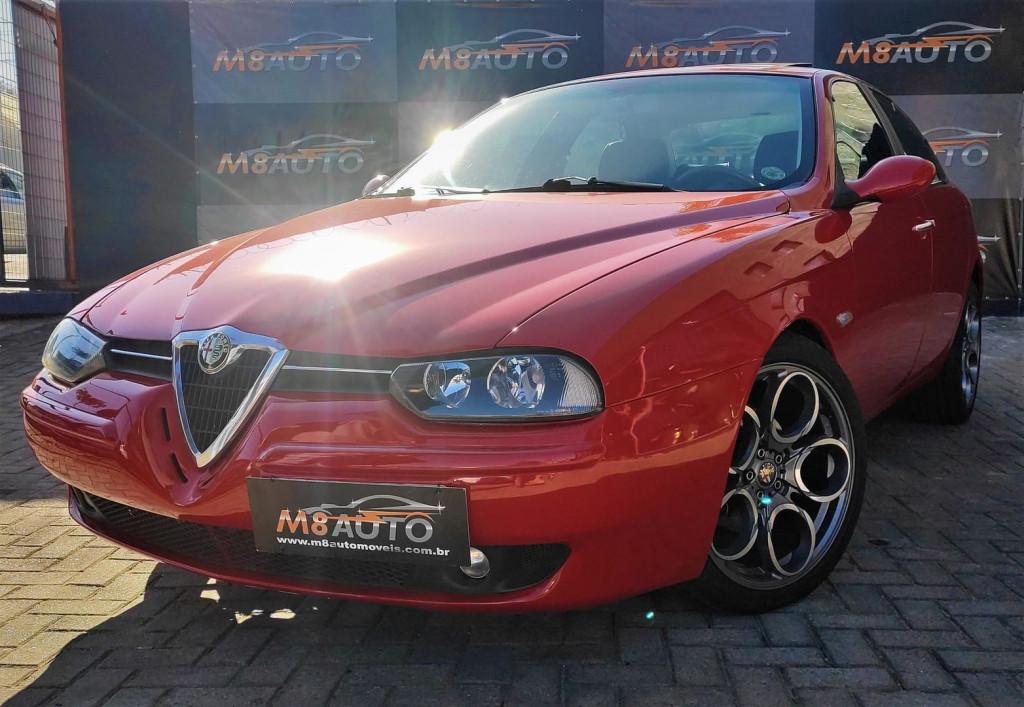 Alfa Romeo 156 156 Elegant Em Curitiba Auto Shopping Curitiba