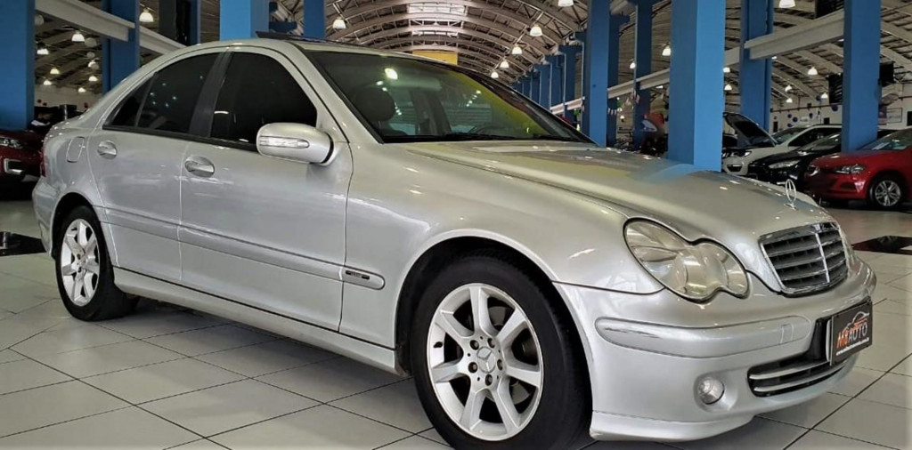 Mercedesbenz C180k 2005