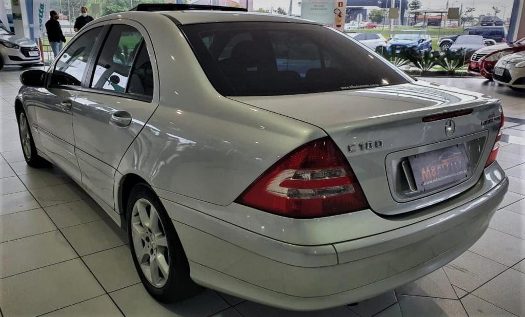 Imagem do veículo Mercedesbenz C180k 2005