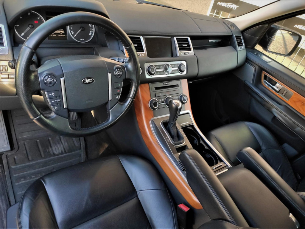 Imagem do veículo Land Rover Range Rover Sport 4x4 3.6 Td V8 4p