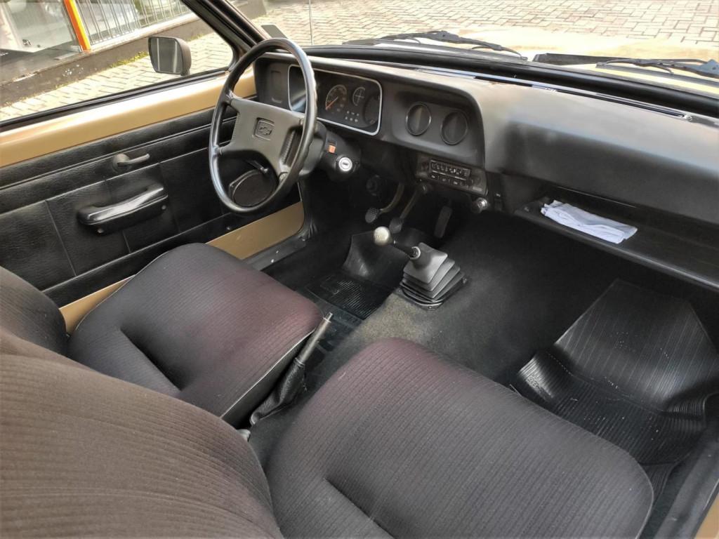 Imagem do veículo Chevrolet Chevette Hatch Se 1.6 2p