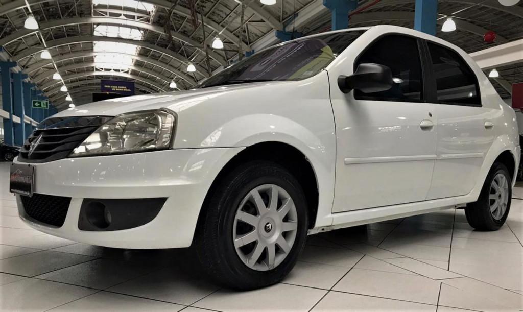 Imagem do veículo Renault Logan Exp 1016v