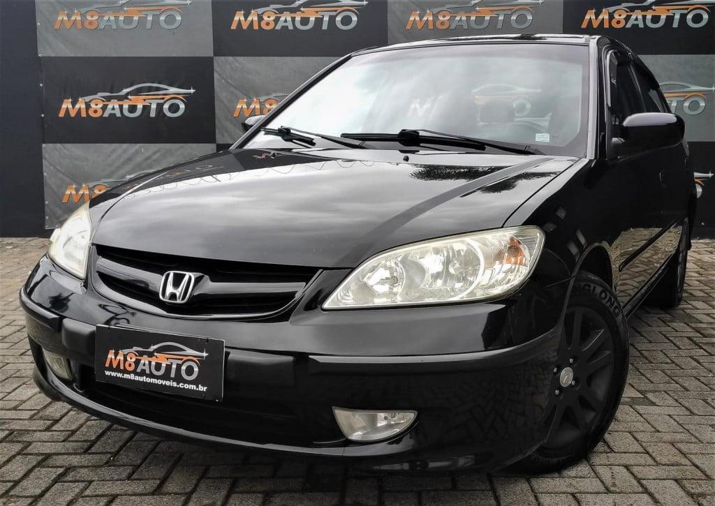 Honda Civic Lxl 1.7 Aut.