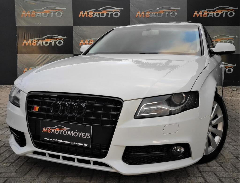 Audi A4 2.0 180cv Tfsi Attraction Multitronic