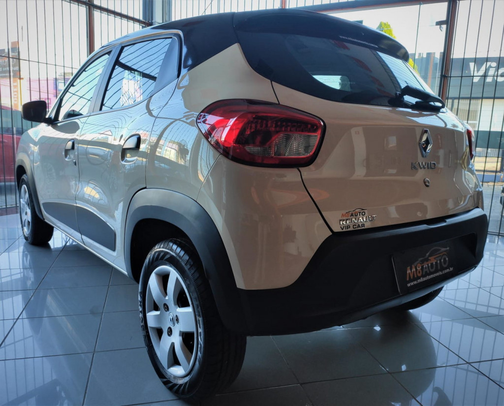 Imagem do veículo Renault Kwid Zen 1.0 Flex 12v 5p