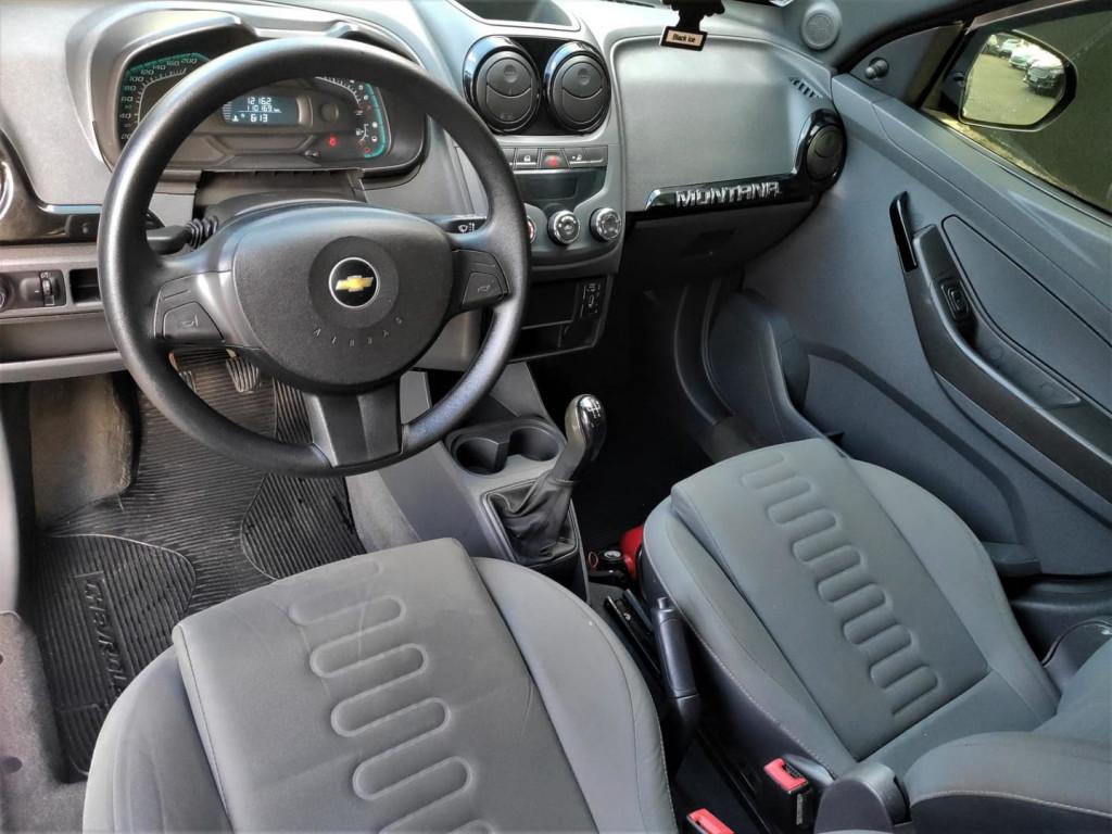Imagem do veículo Chevrolet Montana Ls