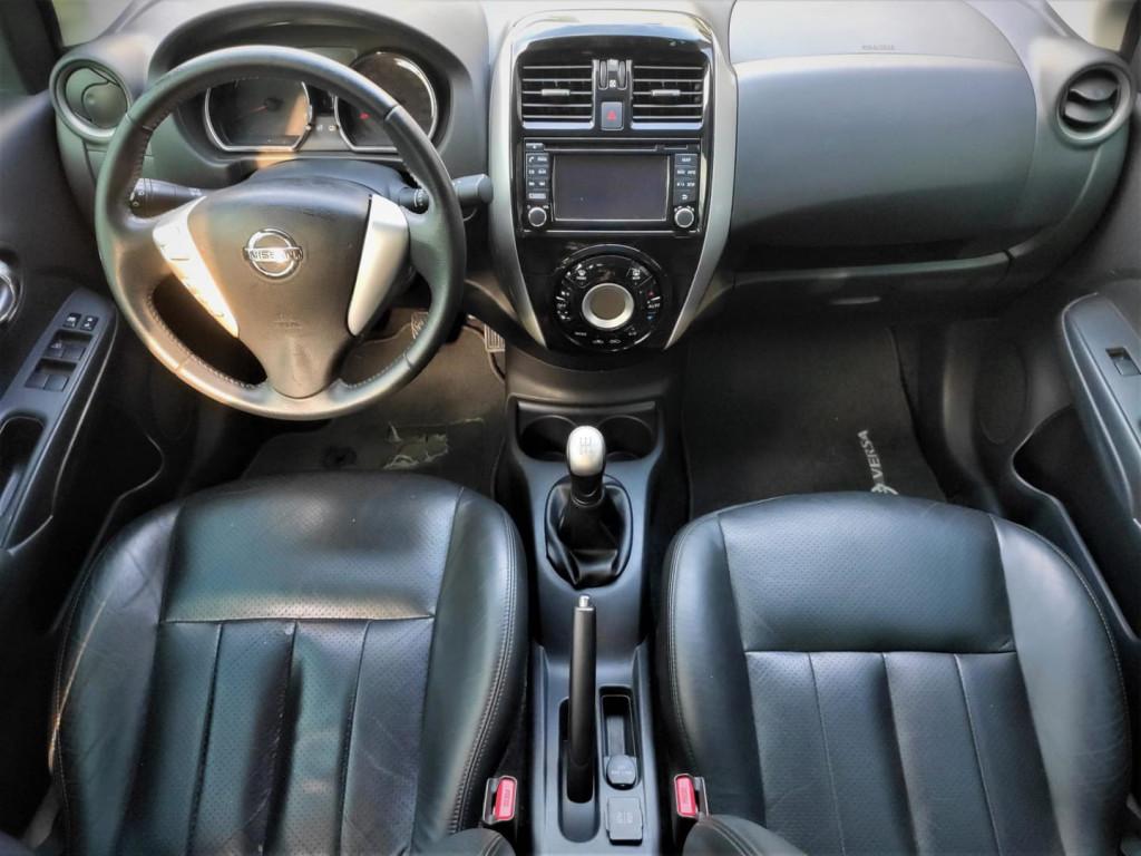 Imagem do veículo Nissan Versa 1.6 16v Flex Unique