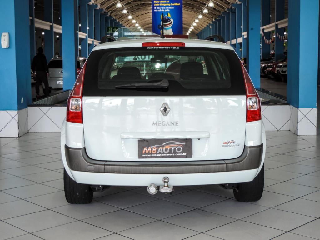 Imagem do veículo Renault Megane Grand Tour Dynamique 1.6 16v Hiflex Mec.
