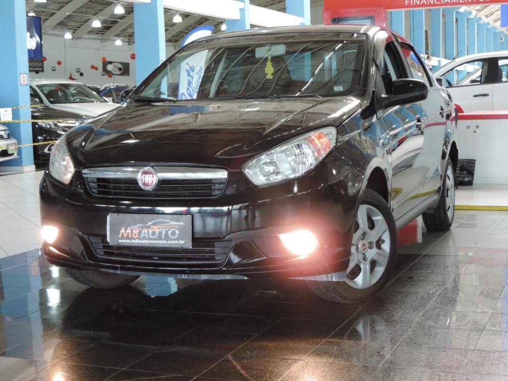 Fiat Siena Attractive 1.4 8v 4p