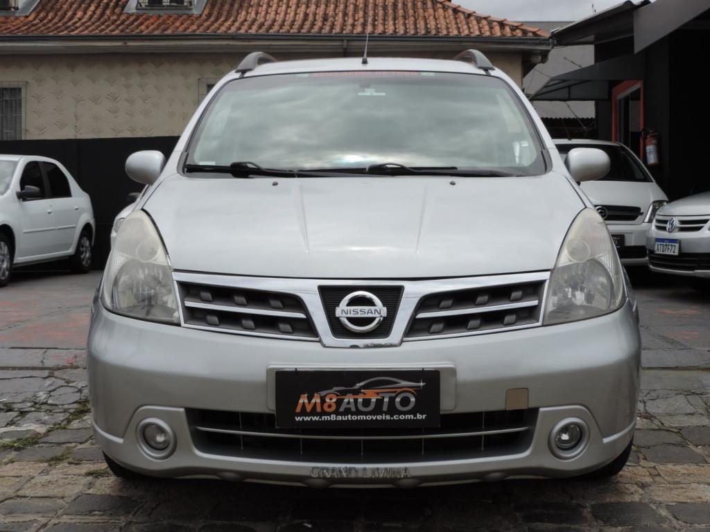 Imagem do veículo Nissan Livina Grand 1.8