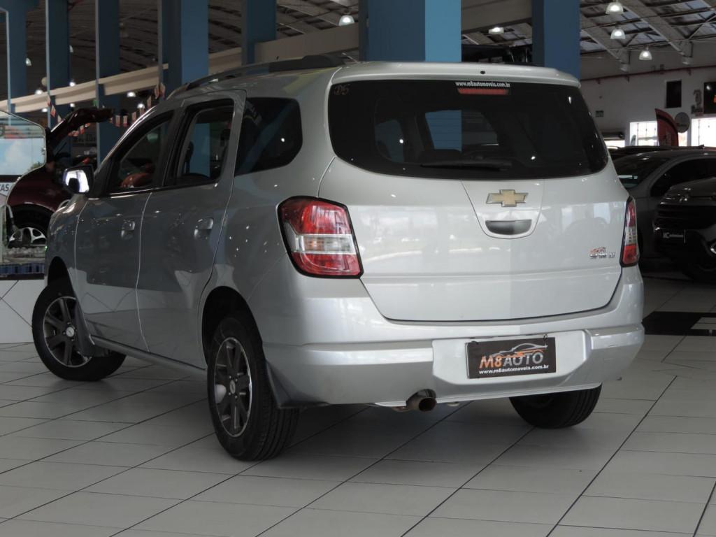Imagem do veículo Chevrolet Spin 1.8l At Lt