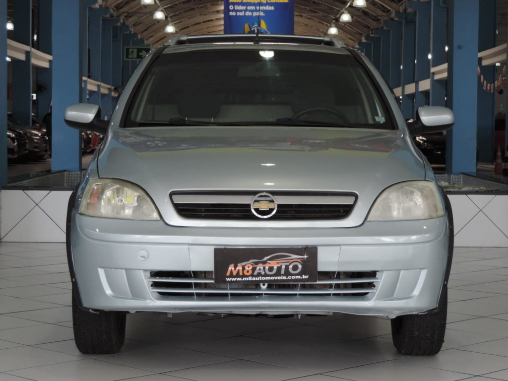 Chevrolet Montana Conquest