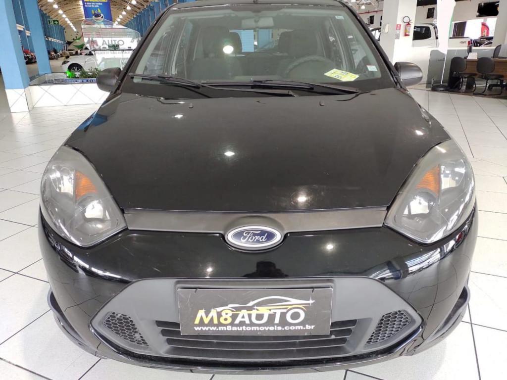 Imagem do veículo Ford Fiesta 1.0 Rocam Se 8v Flex 4p Manual