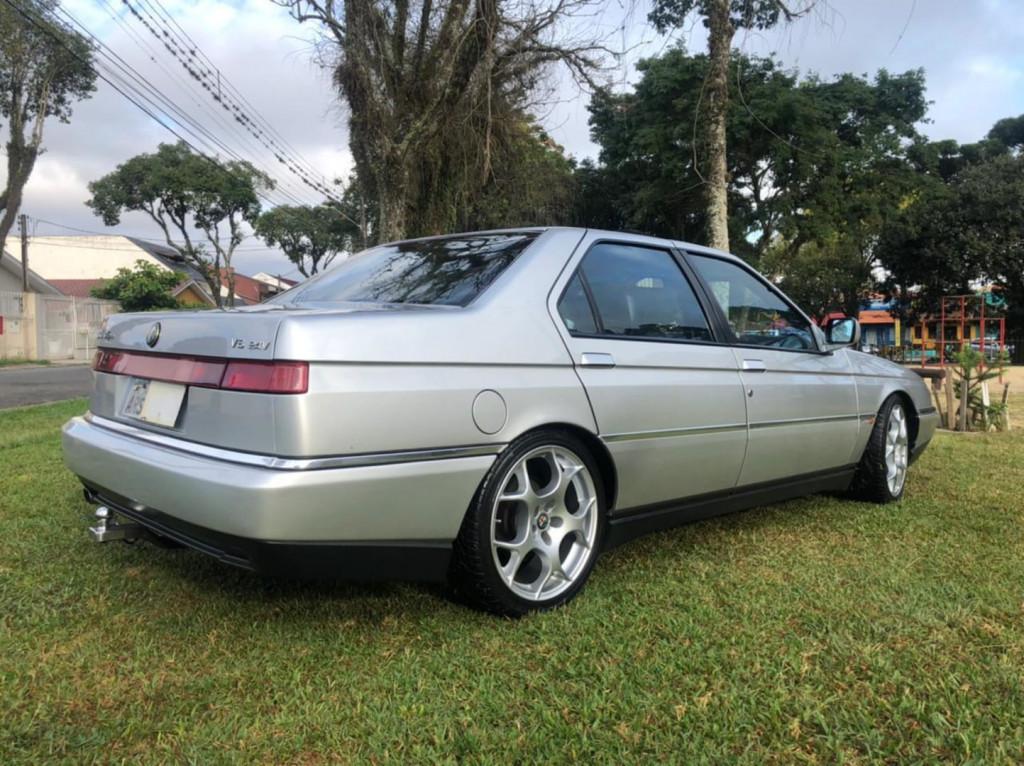 Imagem do veículo Alfa Romeo 164 Super 24v 3.0 V6 4p