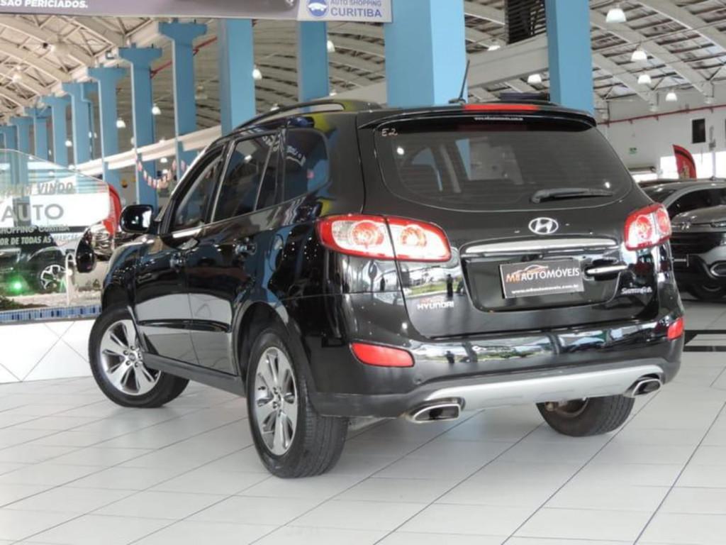 Imagem do veículo Hyundai Santa Fe 4x2 2.4 180cv 4p