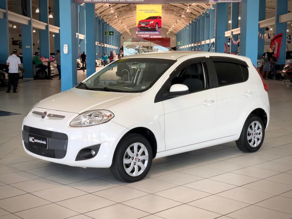 Imagem do veículo Fiat Palio Attractiv 1.0