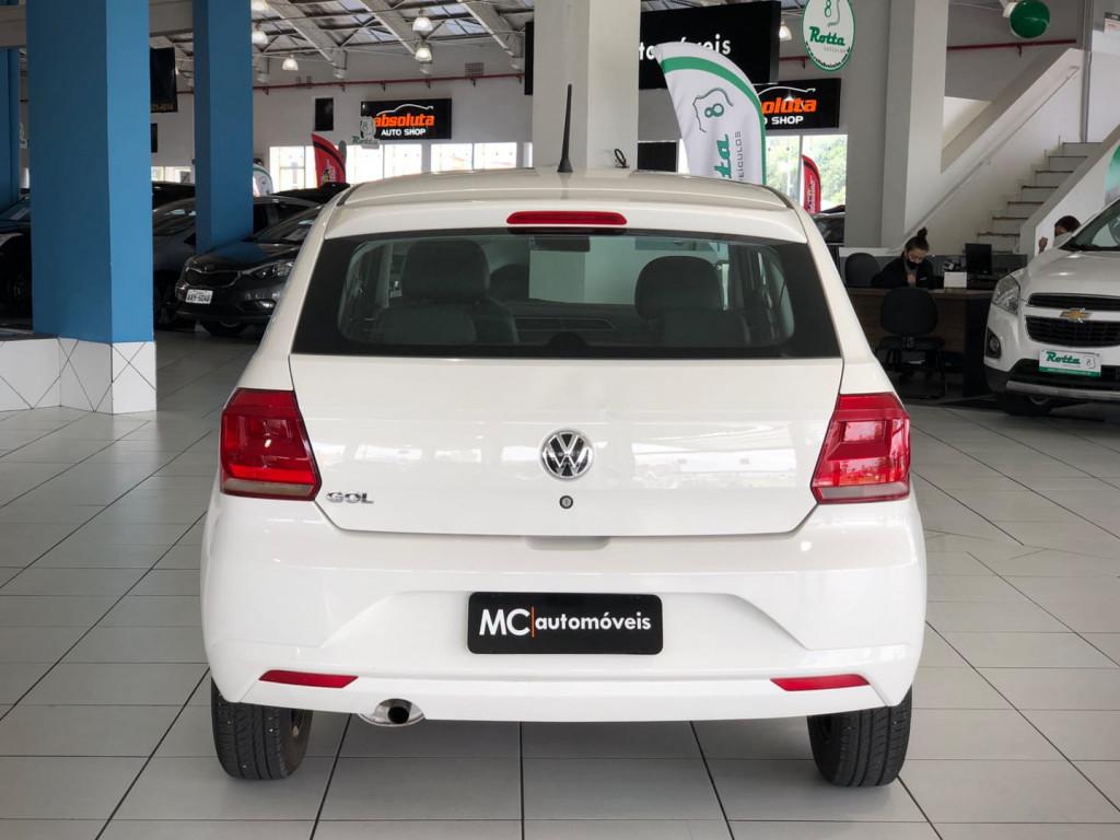 Imagem do veículo Volkswagen Novo Gol City Mcv