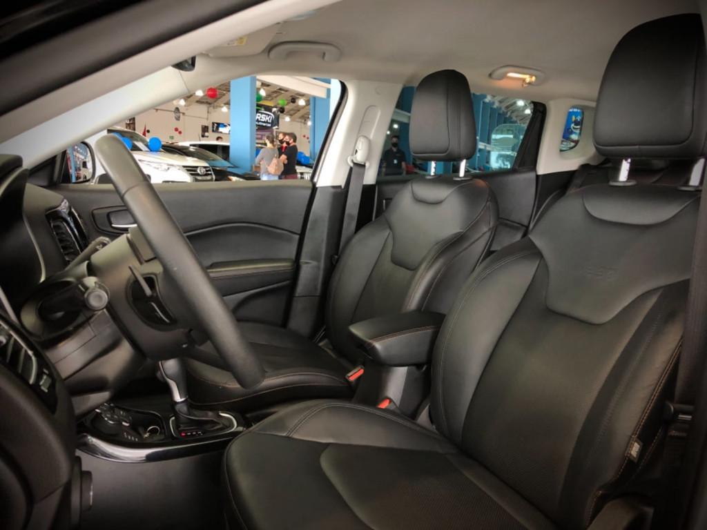 Imagem do veículo Jeep Compass Limited High Tech 2.0 4x4 Aut